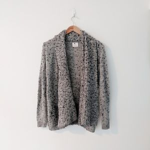 Pins & Needles UO Grey Raised Dot Cardigan